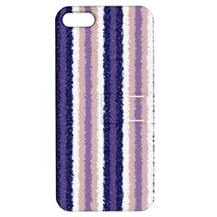 Native American Curly Stripes   2 Apple Iphone 5 Hardshell Case With Stand