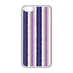 Native American Curly Stripes   2 Apple Iphone 5c Seamless Case (white)