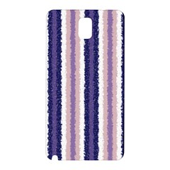 Native American Curly Stripes   2 Samsung Galaxy Note 3 N9005 Hardshell Back Case