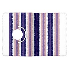 Native American Curly Stripes - 2 Kindle Fire HDX Flip 360 Case