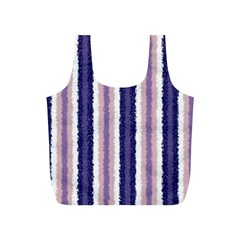 Native American Curly Stripes   2 Reusable Bag (s)