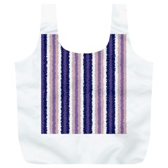 Native American Curly Stripes - 2 Reusable Bag (XL)