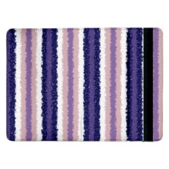Native American Curly Stripes   2 Samsung Galaxy Tab Pro 12 2  Flip Case