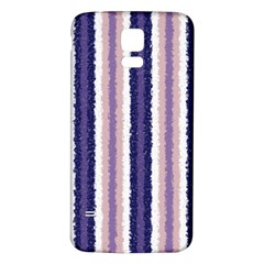 Native American Curly Stripes - 2 Samsung Galaxy S5 Back Case (White)