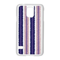 Native American Curly Stripes - 2 Samsung Galaxy S5 Case (White)