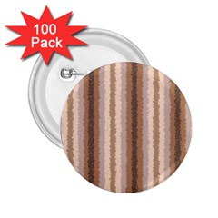 Native American Curly Stripes - 3 2.25  Button (100 pack)