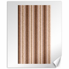 Native American Curly Stripes - 3 Canvas 16  x 20  (Unframed)