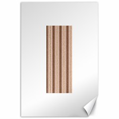 Native American Curly Stripes - 3 Canvas 24  x 36  (Unframed)
