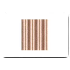 Native American Curly Stripes   3 Large Door Mat