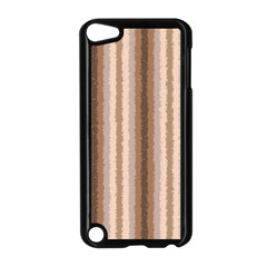 Native American Curly Stripes - 3 Apple iPod Touch 5 Case (Black)