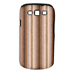 Native American Curly Stripes   3 Samsung Galaxy S Iii Classic Hardshell Case (pc+silicone)