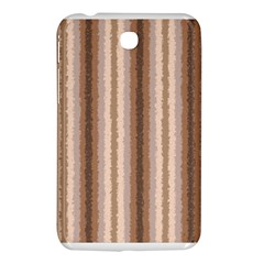 Native American Curly Stripes - 3 Samsung Galaxy Tab 3 (7 ) P3200 Hardshell Case