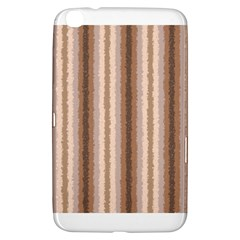 Native American Curly Stripes - 3 Samsung Galaxy Tab 3 (8 ) T3100 Hardshell Case