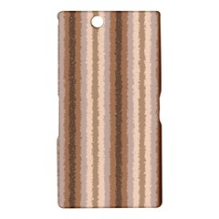 Native American Curly Stripes - 3 Sony Xperia Z Ultra (XL39H) Hardshell Case