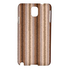 Native American Curly Stripes   3 Samsung Galaxy Note 3 N9005 Hardshell Case