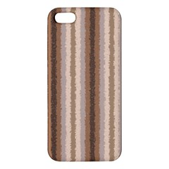 Native American Curly Stripes   3 Iphone 5s Premium Hardshell Case