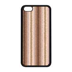 Native American Curly Stripes - 3 Apple iPhone 5C Seamless Case (Black)