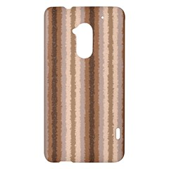Native American Curly Stripes - 3 HTC One Max (T6) Hardshell Case
