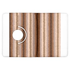 Native American Curly Stripes - 3 Kindle Fire HDX Flip 360 Case
