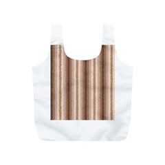Native American Curly Stripes - 3 Reusable Bag (S)