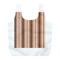 Native American Curly Stripes - 3 Reusable Bag (L)