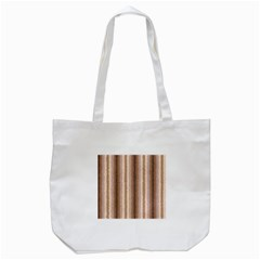 Native American Curly Stripes - 3 Tote Bag (White)