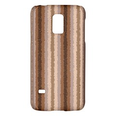 Native American Curly Stripes   3 Samsung Galaxy S5 Mini Hardshell Case