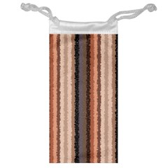 Native American Curly Stripes - 4 Jewelry Bag