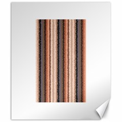 Native American Curly Stripes - 4 Canvas 20  x 24  (Unframed)