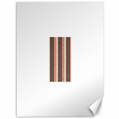 Native American Curly Stripes - 4 Canvas 36  x 48  (Unframed)