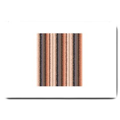 Native American Curly Stripes   4 Large Door Mat