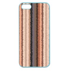 Native American Curly Stripes   4 Apple Seamless Iphone 5 Case (color)