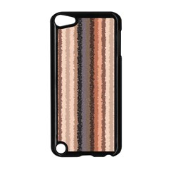Native American Curly Stripes - 4 Apple iPod Touch 5 Case (Black)
