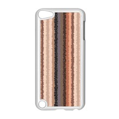 Native American Curly Stripes - 4 Apple iPod Touch 5 Case (White)