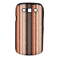 Native American Curly Stripes - 4 Samsung Galaxy S III Classic Hardshell Case (PC+Silicone)