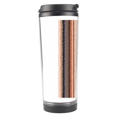 Native American Curly Stripes - 4 Travel Tumbler