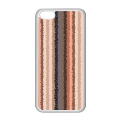 Native American Curly Stripes - 4 Apple iPhone 5C Seamless Case (White)