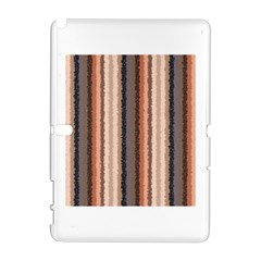 Native American Curly Stripes - 4 Samsung Galaxy Note 10.1 (P600) Hardshell Case