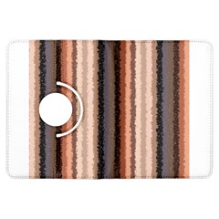 Native American Curly Stripes   4 Kindle Fire Hdx Flip 360 Case
