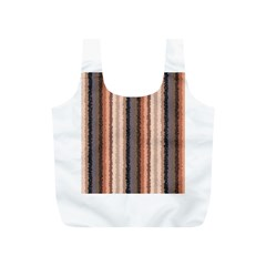 Native American Curly Stripes - 4 Reusable Bag (S)