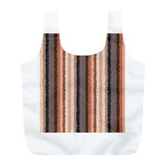 Native American Curly Stripes - 4 Reusable Bag (L)