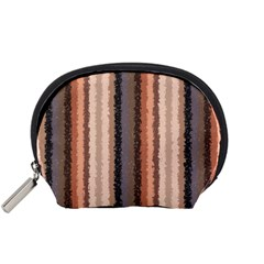 Native American Curly Stripes - 4 Accessory Pouch (Small)