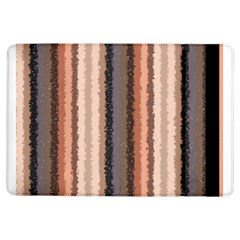 Native American Curly Stripes   4 Apple Ipad Air Flip Case