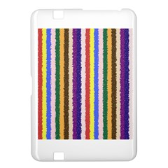 Vivid Colors Curly Stripes - 1 Kindle Fire HD 8.9  Hardshell Case