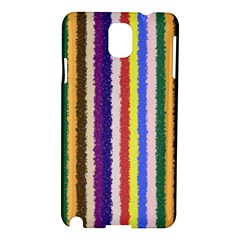 Vivid Colors Curly Stripes - 1 Samsung Galaxy Note 3 N9005 Hardshell Case