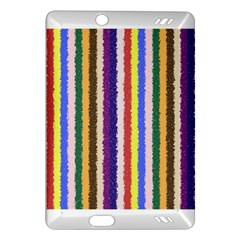 Vivid Colors Curly Stripes   1 Kindle Fire Hd (2013) Hardshell Case