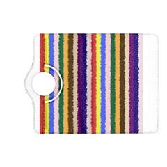 Vivid Colors Curly Stripes - 1 Kindle Fire HD (2013) Flip 360 Case