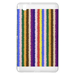 Vivid Colors Curly Stripes - 1 Samsung Galaxy Tab Pro 8.4 Hardshell Case