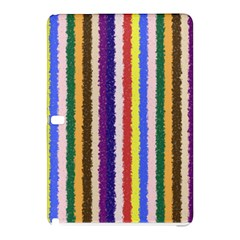 Vivid Colors Curly Stripes - 1 Samsung Galaxy Tab Pro 12.2 Hardshell Case
