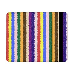Vivid Colors Curly Stripes   1 Samsung Galaxy Tab Pro 8 4  Flip Case